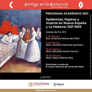 Epidemias, higiene y muerte en la Nueva España y… - Imagen