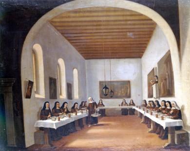 Monjas coronadas. Vida conventual femenina - Imagen