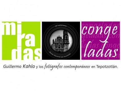 Miradas congeladas. Guillermo Kahlo y los fotógrafos contemporáneos en Tepotzotlán - Imagen