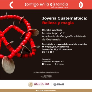 Joyería Guatemalteca: Belleza y magia - Imagen