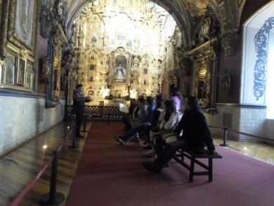 Visita guiada al templo de San Francisco Javier - Imagen