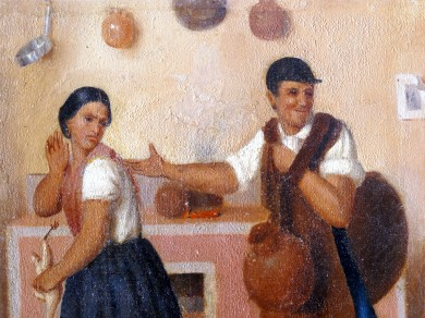 Artes y oficios de la Nueva España - Imagen